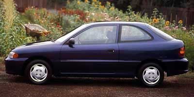 1997 Hyundai Accent Pictures Photos Gallery Green Car