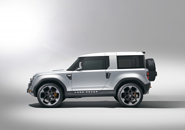 Land Rover Bags Landy Name May Use It For Compact Crossover