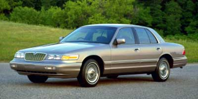 1997 mercury grand marquis pictures photos gallery motorauthority. Black Bedroom Furniture Sets. Home Design Ideas