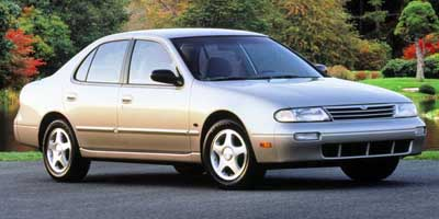 1997 Nissan Altima Pictures Photos Gallery The Car