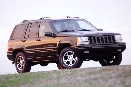1997 jeep grand cherokee pictures photos gallery motorauthority. Black Bedroom Furniture Sets. Home Design Ideas