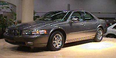 1998 Cadillac Seville Page 1 Review The Car Connection