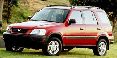 1998 Honda Cr V Pictures Photos Gallery The Car Connection