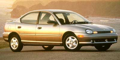 Highline Car Connection >> 1998 Plymouth Neon Pictures/Photos Gallery - MotorAuthority