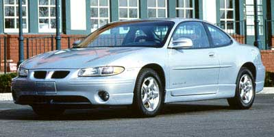 1998 Pontiac Grand Prix Pictures Photos Gallery