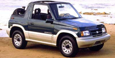 new and used suzuki sidekick prices photos reviews specs the car connection. Black Bedroom Furniture Sets. Home Design Ideas