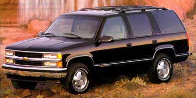 1999 chevrolet tahoe chevy page 1 review   the car connection