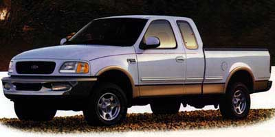 1999 ford f 150 page 1 review the car connection. Black Bedroom Furniture Sets. Home Design Ideas