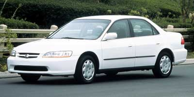 1999 honda accord owners manual