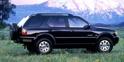 1999 honda passport pictures photos gallery the car. Black Bedroom Furniture Sets. Home Design Ideas