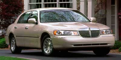 1999 Lincoln Town Car Page 1 Review - The Car Connection