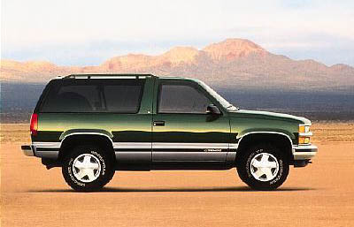 1999 chevrolet tahoe chevy pictures photos gallery green car reports. Black Bedroom Furniture Sets. Home Design Ideas