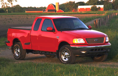 1999 ford f 150 pictures photos gallery the car connection. Black Bedroom Furniture Sets. Home Design Ideas