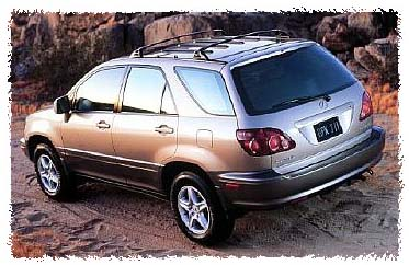 1999 Lexus RX 300 and LX 470 - The Car Connection