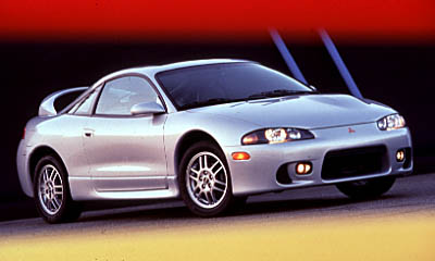 1999 mitsubishi eclipse pictures photos gallery green. Black Bedroom Furniture Sets. Home Design Ideas