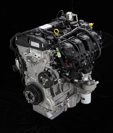 Liter Twin Scroll Ecoboost Engine Debut In  Ford Edge
