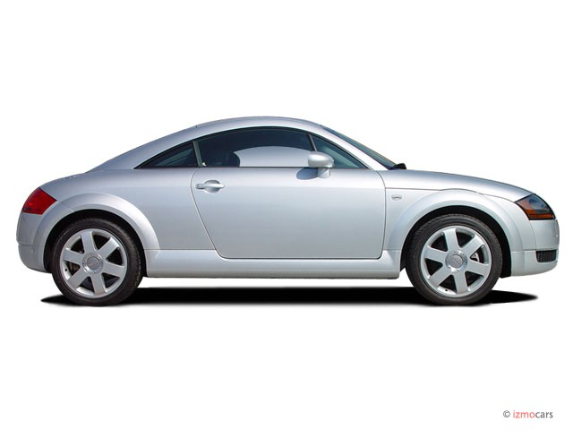 Image 2005 Audi Tt 2 Door Coupe Quattro Manual Side