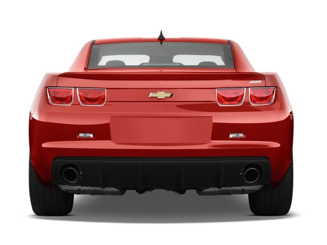 2010 chevrolet camaro 2 door coupe 1ss rear exterior view. Black Bedroom Furniture Sets. Home Design Ideas
