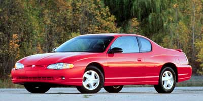Land Rover Louisville >> 2000 Chevrolet Monte Carlo (Chevy) Page 1 Review - The Car