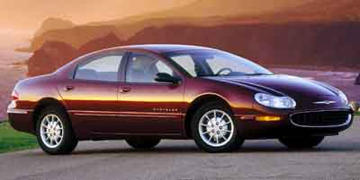 Acura Concord on 2000 Chrysler Concorde Pictures Photos Gallery   Motorauthority