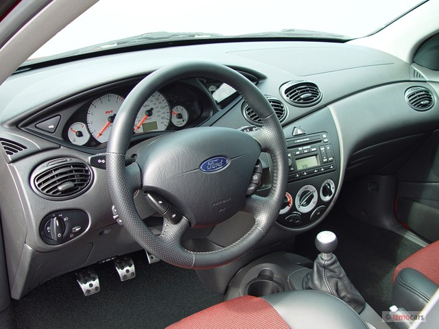 Image 2003 Ford Focus 5dr Sedan Hb Svt Dashboard Size
