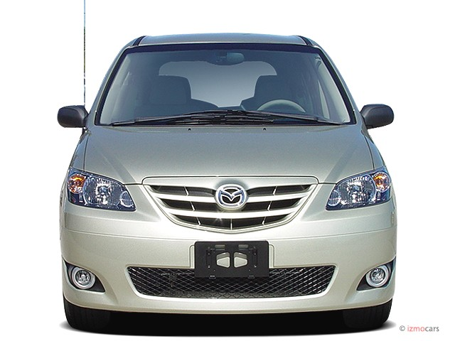 image 2004 mazda mpv 4 door lx front exterior view size. Black Bedroom Furniture Sets. Home Design Ideas