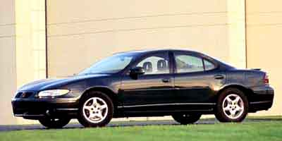 2000 Pontiac Grand Prix Pictures Photos Gallery