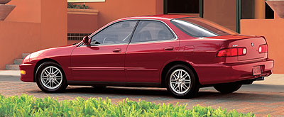 2000 Acura Integra LS Sedan