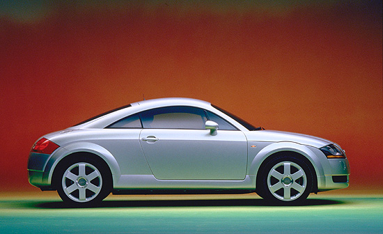 2001 Audi Tt Pictures Photos Gallery The Car Connection