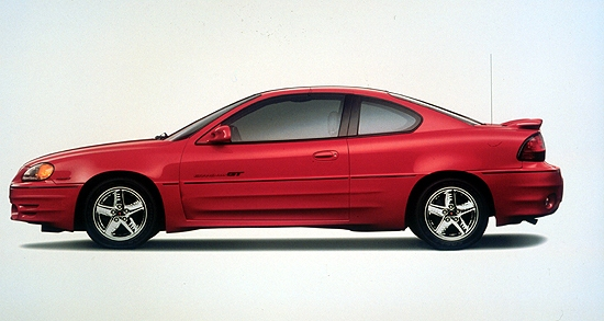 2000 Pontiac Grand Am #7402108