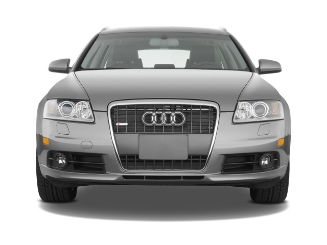 image 2008 audi a6 4 door avant wagon 3 2l quattro ltd avail front exterior view size 640 x. Black Bedroom Furniture Sets. Home Design Ideas