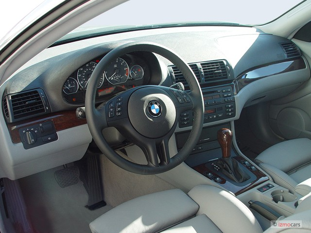 Image: 2003 BMW 3-Series 330Ci 2-door Coupe Dashboard ...