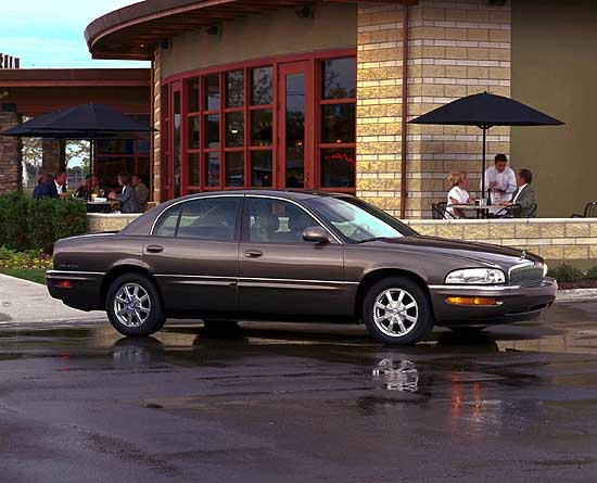 Buick Park Avenue M on 2001 Chrysler Lhs Recall