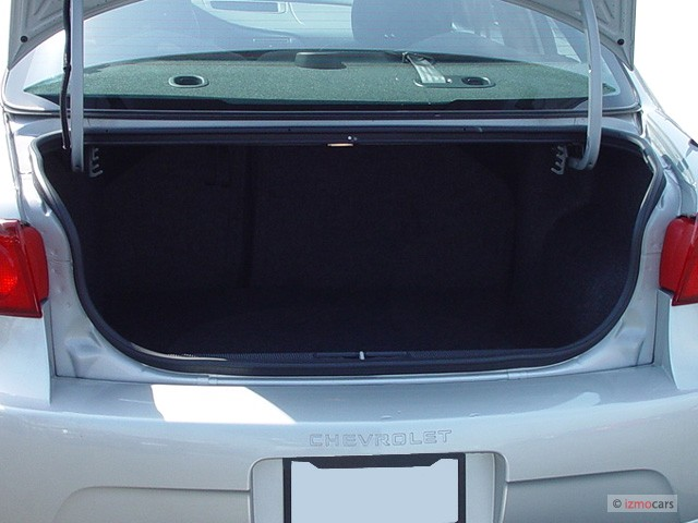 Image 2004 Chevrolet Cavalier 4 Door Sedan Ls Sport Trunk