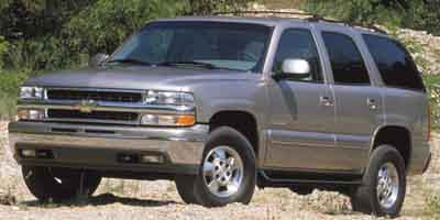 2001 Chevrolet Tahoe Chevy Pictures Photos Gallery The