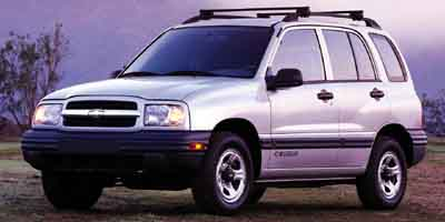 2001 Chevrolet Tracker Chevy Page 1 Review The Car