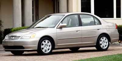 Automatic Lx Specs Clic 2 Door Coupe W Side Airbags Dx 2001 Honda Civic