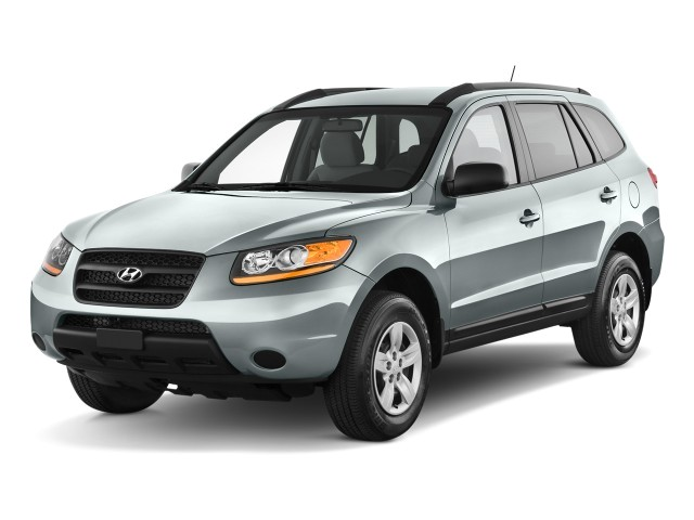 2009 Hyundai Santa Fe - Photo Gallery
