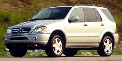 2001 Mercedes-Benz M Class Page 1 Review - The Car Connection