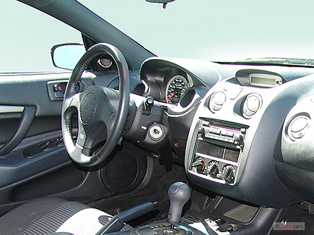 Image 2005 Mitsubishi Eclipse 2 Door Spyder Gs 2 4l Sportronic Auto Steering Wheel Size 640 X
