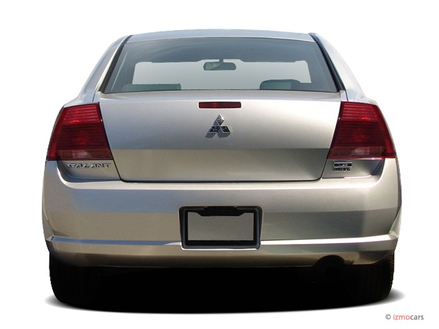 2005 Mitsubishi Galant - Photo Gallery