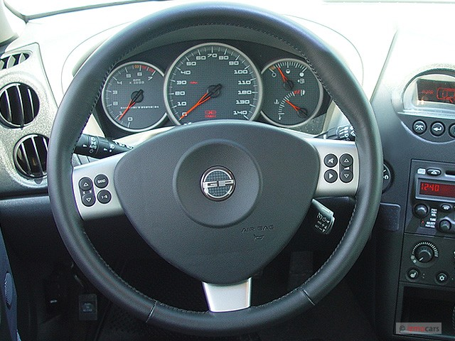 Image 2005 Pontiac Grand Prix 4 Door Sedan Gt Steering