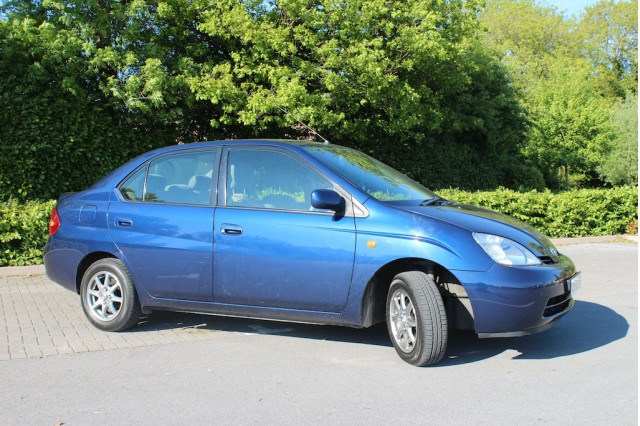 Is The 2001 2003 Toyota Prius A Good Used Car Buy