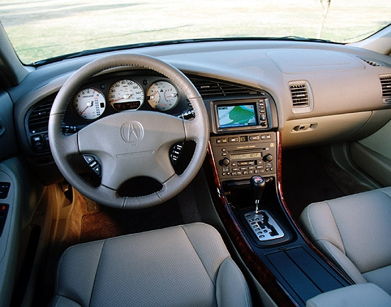 Acura Cl Type S Interior M