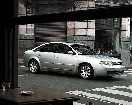 2001 audi a6 pictures photos gallery motorauthority. Black Bedroom Furniture Sets. Home Design Ideas