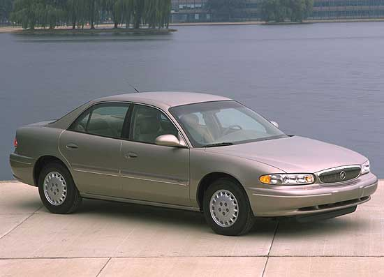 2001 Buick Century Pictures Photos Gallery The Car