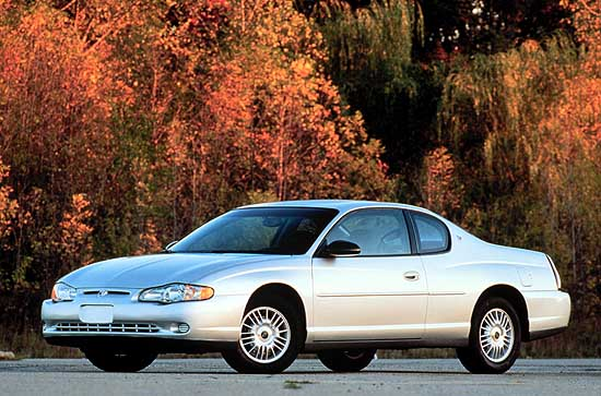 2001 chevrolet monte carlo chevy pictures photos gallery. Black Bedroom Furniture Sets. Home Design Ideas