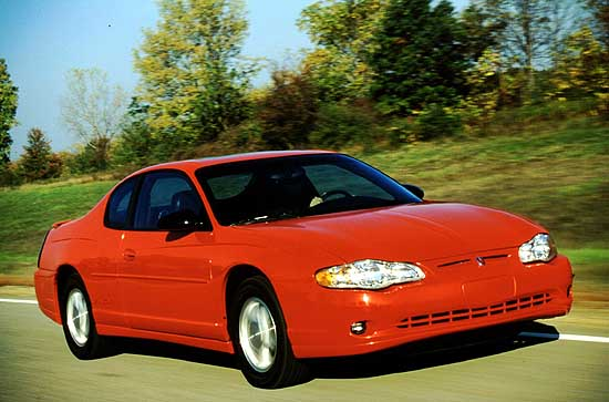 2001 chevrolet monte carlo chevy pictures photos gallery motorauthority. Black Bedroom Furniture Sets. Home Design Ideas