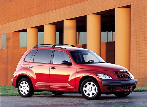 2001 chrysler pt cruiser pictures photos gallery motorauthority. Cars Review. Best American Auto & Cars Review
