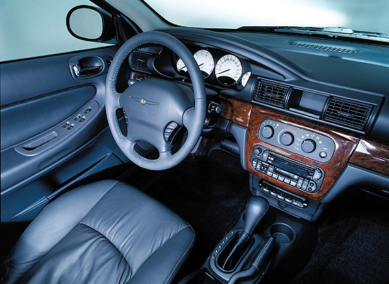 2002 Chrysler Sebring Pictures  Photos Gallery